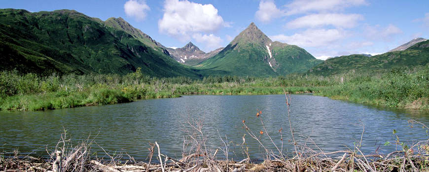 In Wood-Tikchik State Park