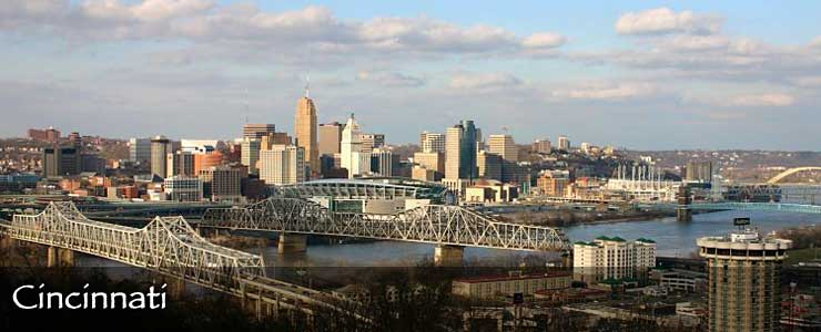 The Cincinnati Skyline