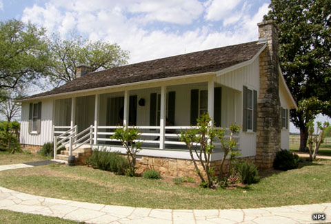 Lyndon B. Johnson's birthplace