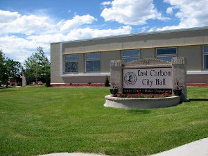 East Carbon City Hall