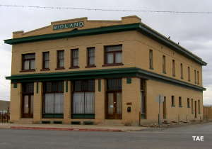 The Midland Hotel in Green River