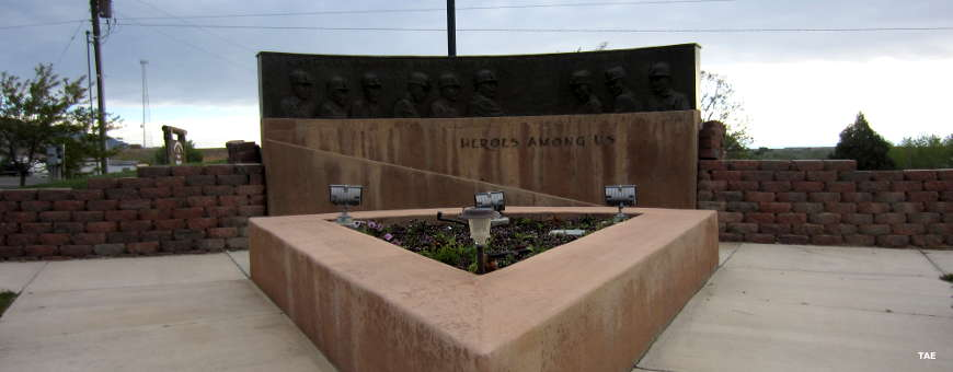 Heroes Park, commemorating heroes of coal mine disasters