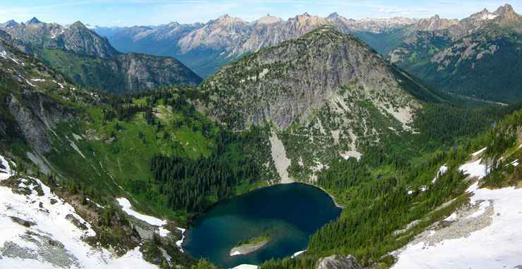 Okanogan-Wenatchee National Forest