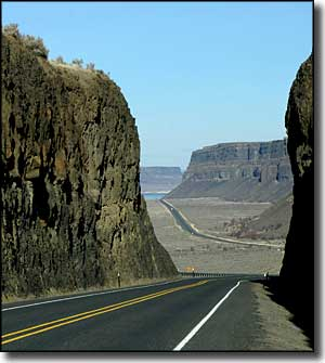 Coulee Corridor Scenic Byway