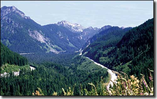Snoqualmie Pass, Mountains to Sound Greenway