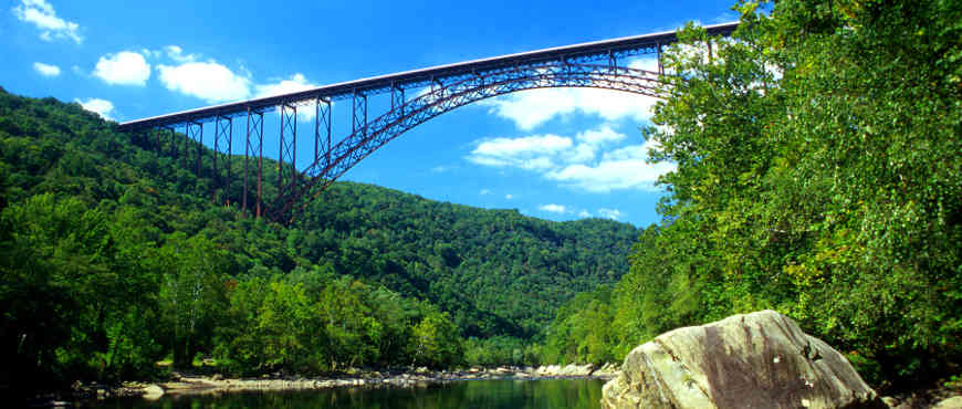 Scenic Byways In West Virginia The Sights And Sites Of