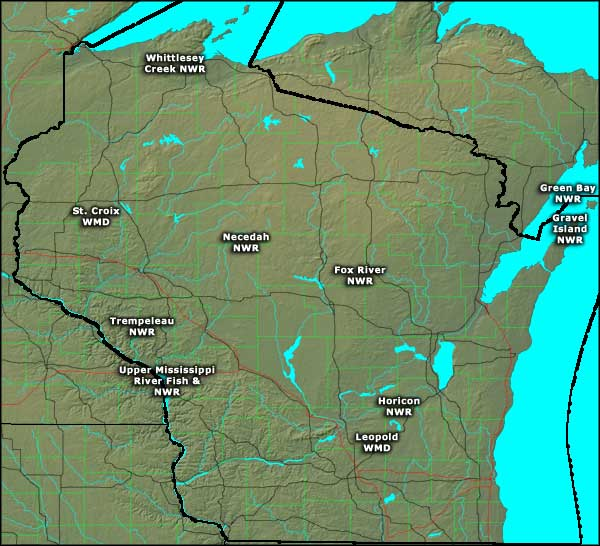 National Wildlife Refuges In Wisconsin The Sights And