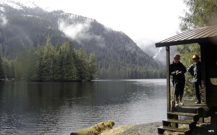 Karta River Wilderness Alaska National Wilderness Areas