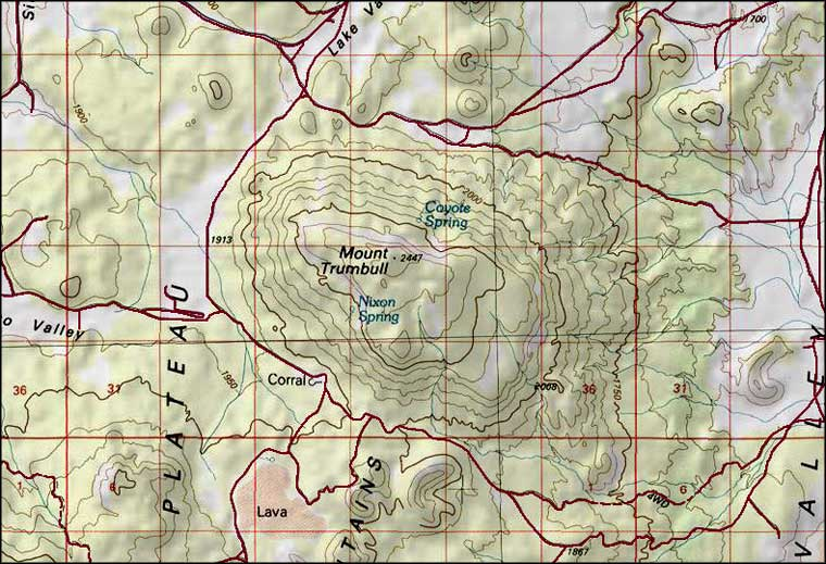 Mount Trumbull Wilderness | BLM Sites in Arizona