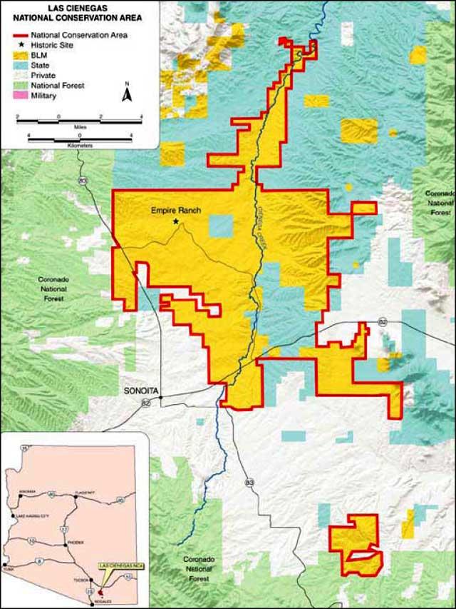 Las Cienegas National Conservation Area | BLM Sites in Arizona