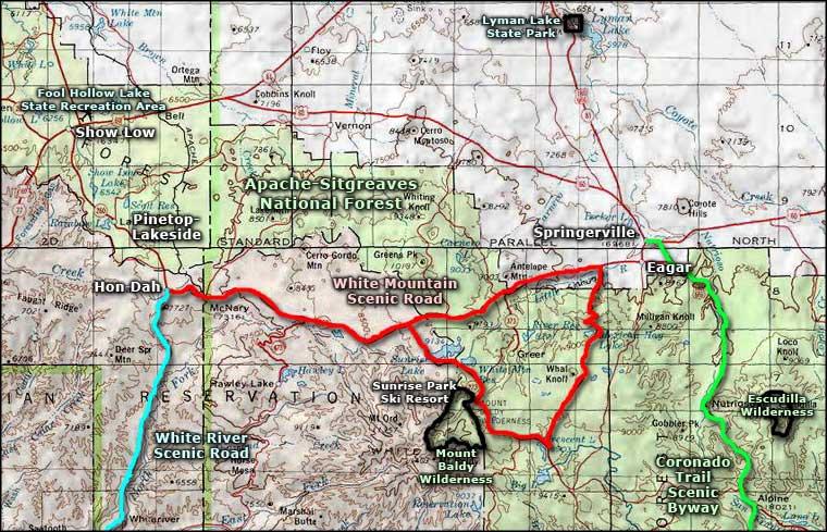 Escudilla Wilderness | National Wilderness Areas in Arizona