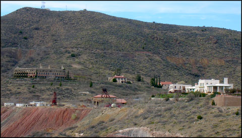 Another view at Jerome State Historic Park