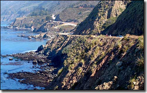 Scenic Historic And Backcountry Byways In California California