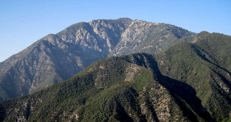 Sheep Mountain Wilderness California National Wilderness