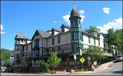 Manitou Springs Colorado Colorado Towns And Places