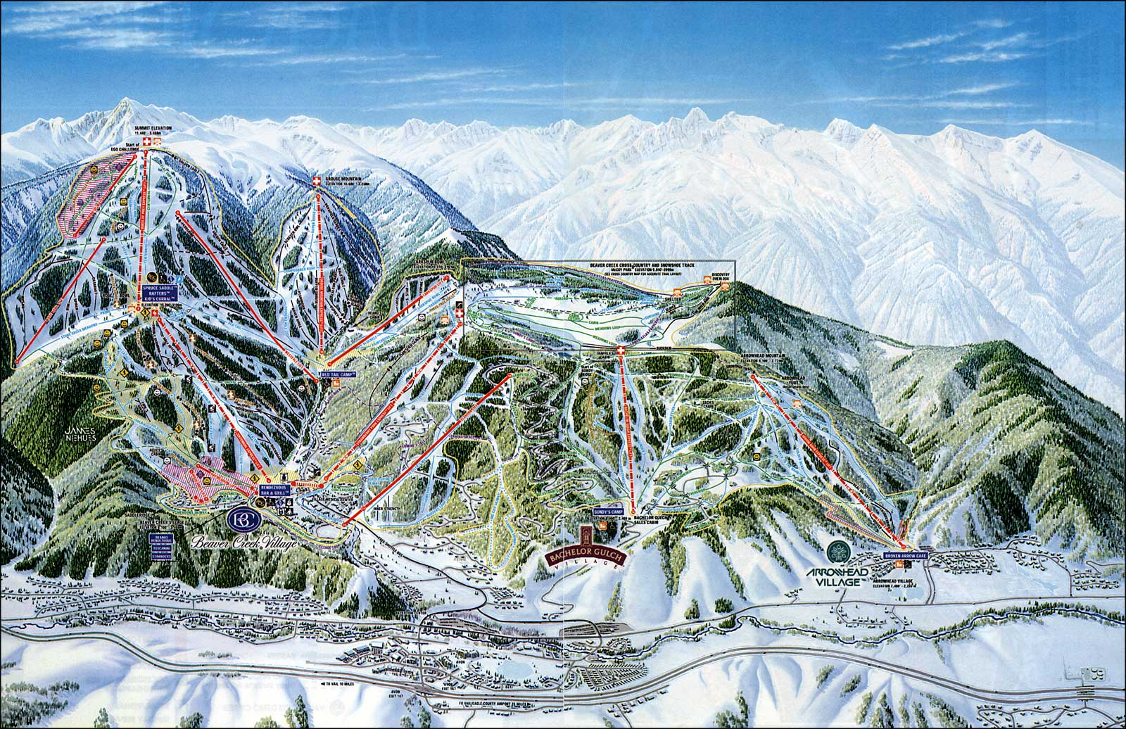 Beaver Creek Ski Resort Colorado Ski And Snowboard Areas