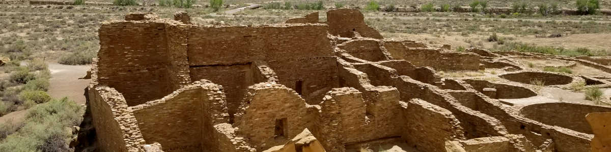In Chaco Culture National Historic Park