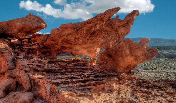 Gold Butte Backcountry...