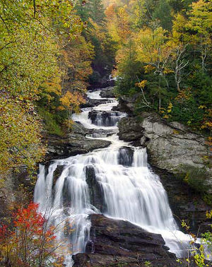 Nantahala National Forest   The Sights and Sites of America