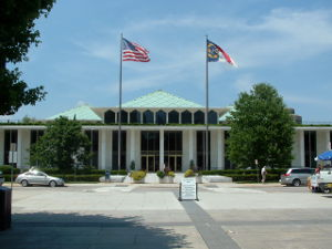 North Carolina Statehouse