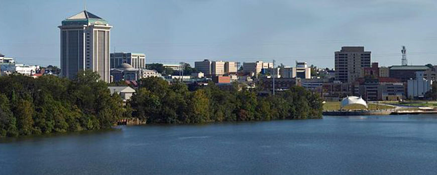 A view of the downtown Montgomery skyline