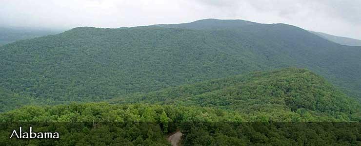 Mountain Longleaf National Wildlife Refuge, Alabama