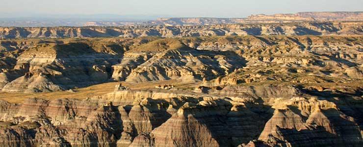 Angel Peak National Recreation Area