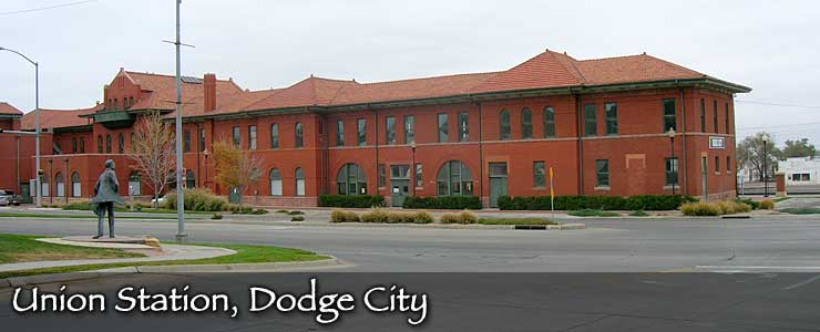Union Station in Dodge City