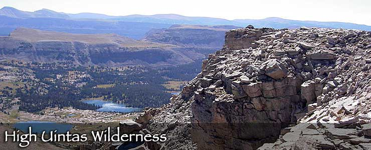High Uintas Wilderness
