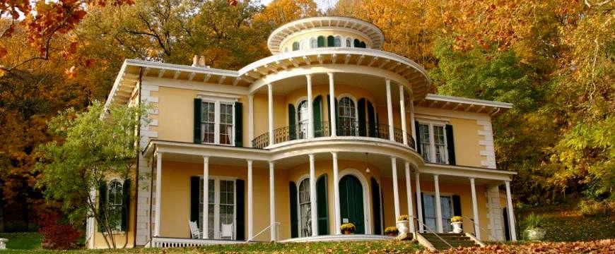 Hillcrest Victorian Mansion