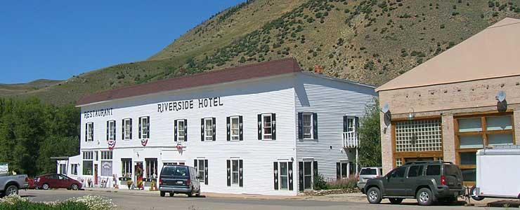 The Riverside Inn In Hot Sulphur Springs