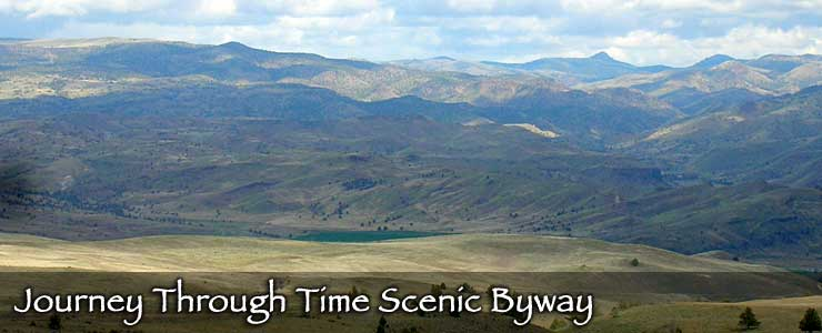 Journey Through Time Scenic Byway