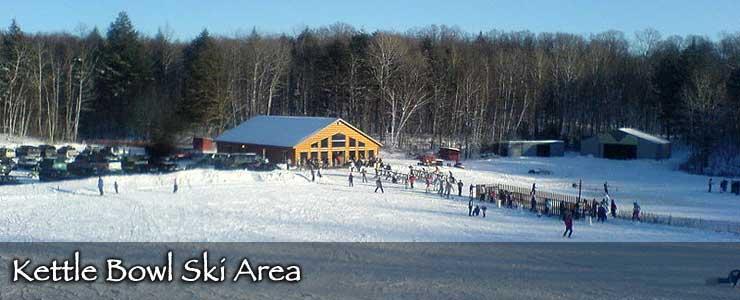Kettle Bowl Ski Area