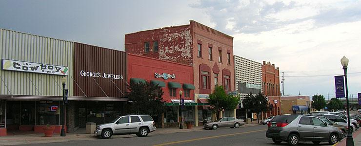 La Junta Colorado Colorado Towns And Places