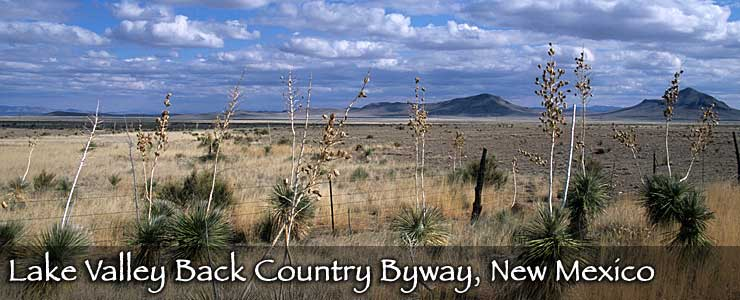 Lake Valley Backcountry Byway, New Mexico