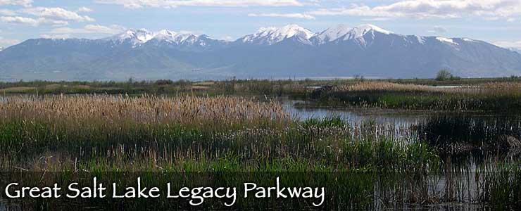 Great Salt Lake Legacy Parkway