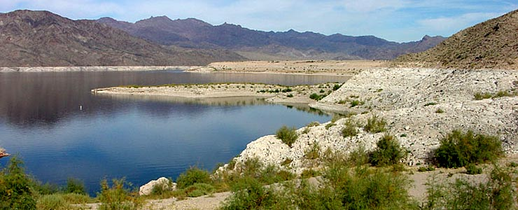 South Cove on Lake Mead