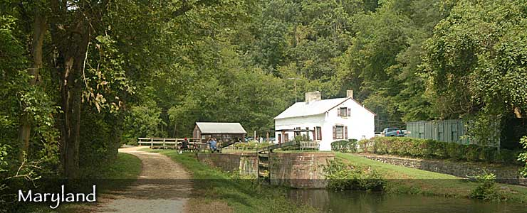 Chesapeake & Ohio Canal National Historic Park, Maryland