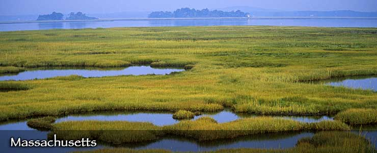 Palmer River National Wildlife Refuge, Massachusetts