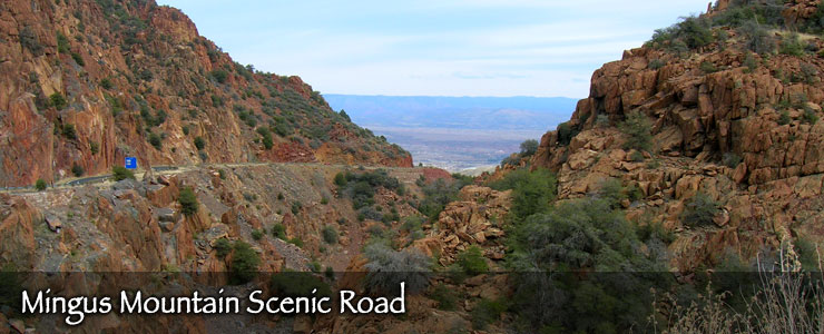 Mingus Mountain Scenic Road