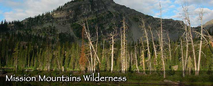 Mission Mountains Wilderness
