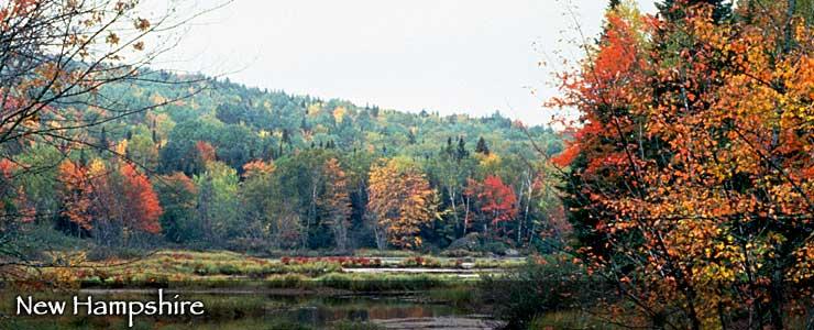 Lake Umbagog National Wildlife Refuge, New Hampshire