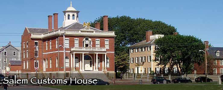 Salem Customs House National Historic Site