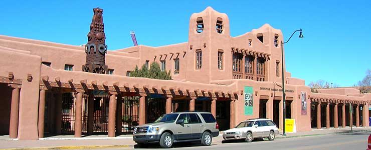 The Museum of American Indian Arts in Santa Fe