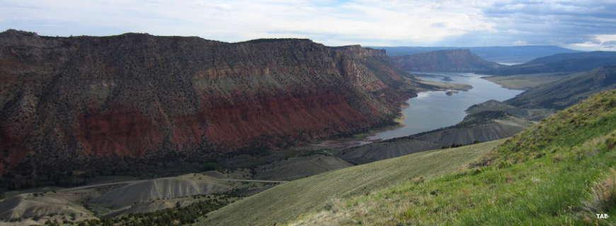 Sheep Creek Bay, Flaming Gorge National Recreation Area