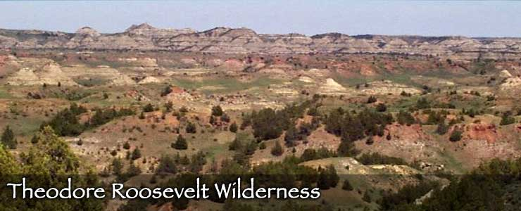 Theodore Roosevelt Wilderness