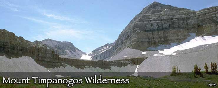 Mount Timpanogos Wilderness