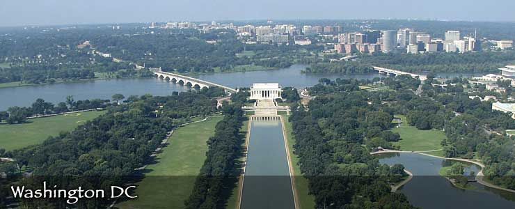 Lincoln Memorial, National Mall, Washington, DC