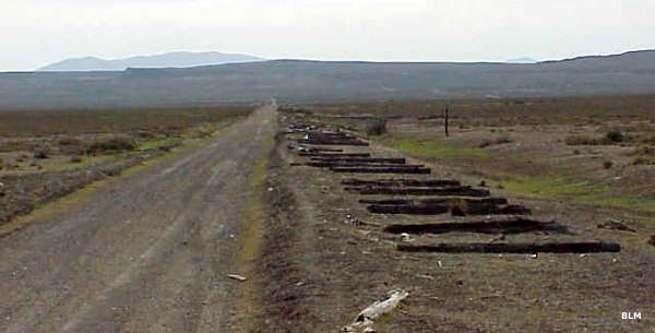 Transcontinental Railroad Backcountry Byway