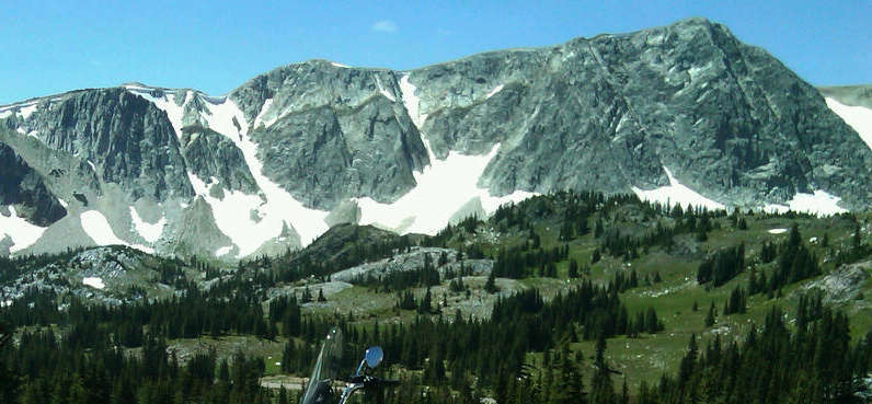 Snowy Range Scenic Byway | The Sights and Sites of America